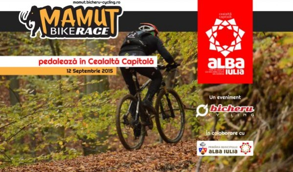 Mamut Bike Race se va desfășura în data de 12 septembrie
