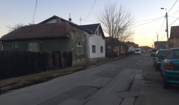 Încep lucrările de modernizare pe strada Timotei Cipariu din Alba Iulia