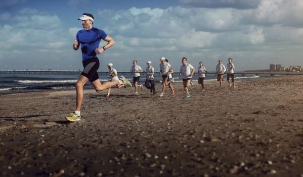 Eveniment unic în lumea sportivilor din Europa Sute de participanți la Maratonul Nisipului din Mamaia