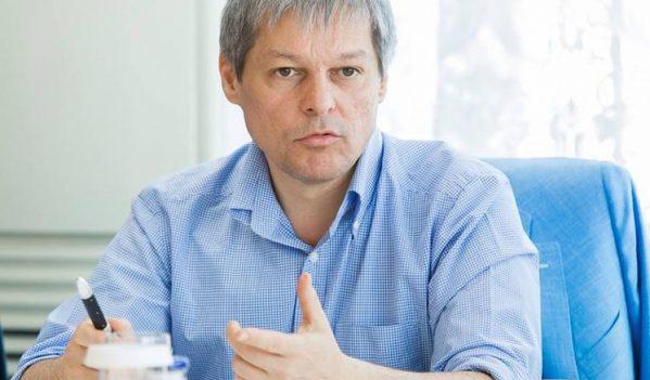 Premierul Dacian Ciolos va veni vineri la Alba Iulia