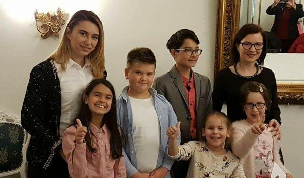 Georgia Rafaela Vusdea si Elisabeta Agocs, oameni cu care ne mandrim!