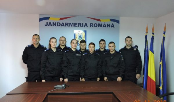 """Subofiteri noi la Inspectoratul de Jandarmi Județean """"Avram Iancu"""" Alba"""