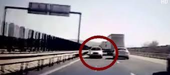 Un sofer de 77 de ani circula pe contrasens pe Autostrada A1!