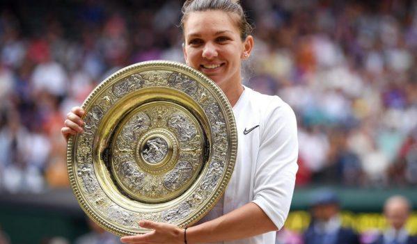 WTA a dat publicității noul clasament mondial – Ce loc ocupă Simona Halep după victoria de la Wimbledon