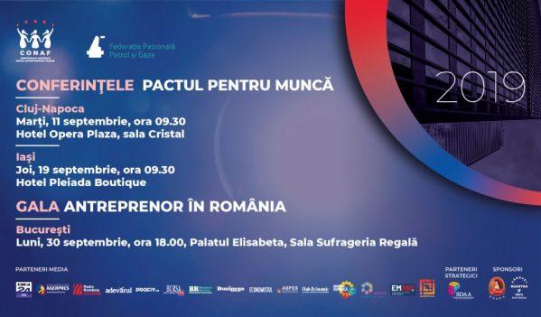 CONAF si FPPG lansează PACTUL PENTRU MUNCĂ