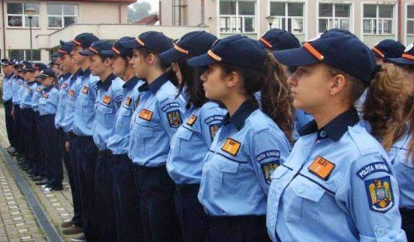 CONTINUĂ ÎNSCRIERILE PENTRU CONCURSURILE DE ADMITERE LA ȘCOLILE DE AGENȚI DE POLIȚIE