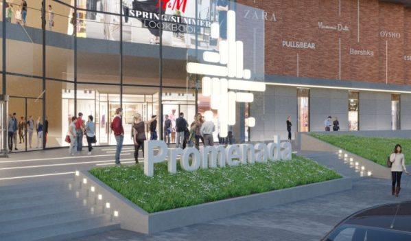 Mall-ul din Sibiu se inaugurează în 14 noiembrie. Ce magazine se deschid.