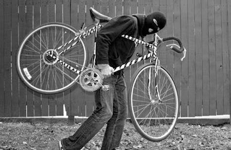 Se fura biciclete de peste tot!