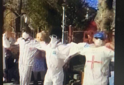 VIDEO. Romanii canta si joaca dansul Coronavirusului!