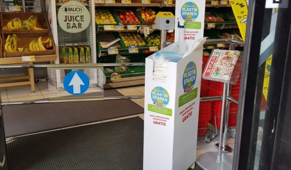 Masti gratuite in magazinele din Germania si Austria!